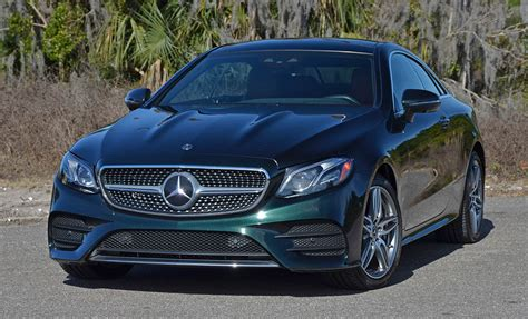 E400 Coupe by 2018 Mercedes E400 4matic Coupe Review Test Drive