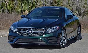 2018 Mercedes Benz E400 4MATIC Coupe Review Test Drive