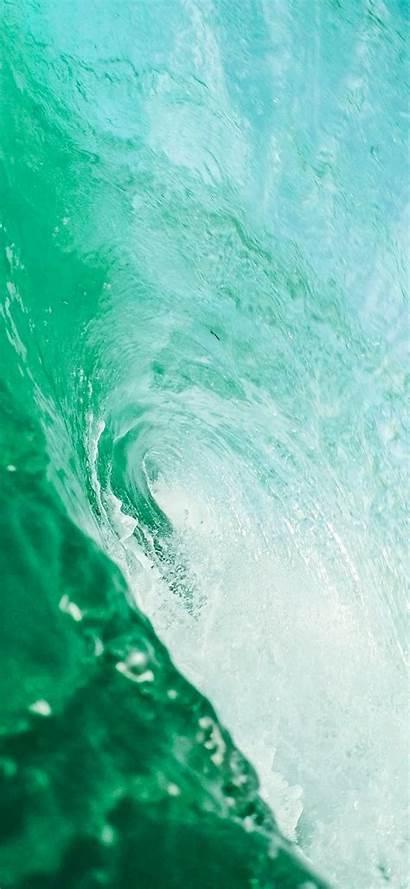 Iphone Ios Wallpapers Mac Wave Ipad Fondos