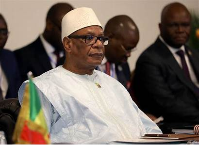 President Mali Keita Ibrahim Boubacar Coup Speculation