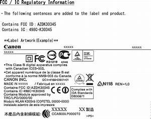 Canon K30345 Wlan Module User Manual Installation Manual