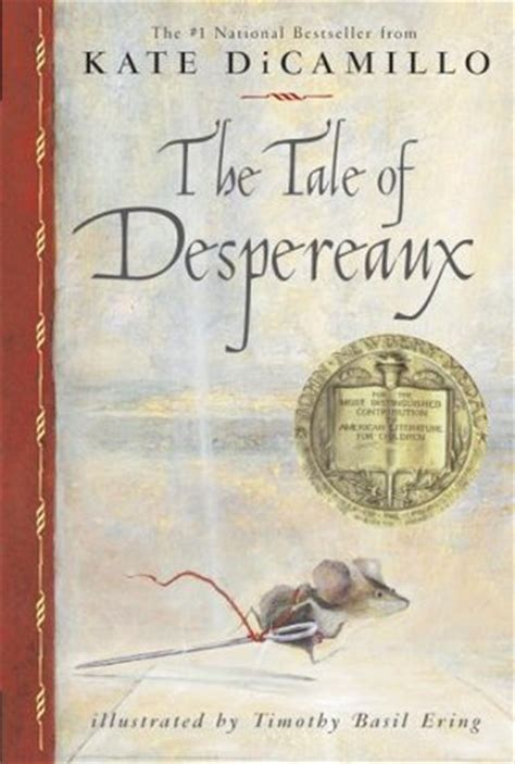 tale  despereaux  kate dicamillo reviews