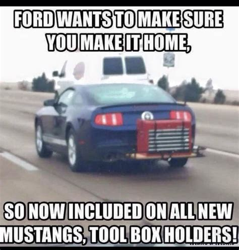 Ford Owner Memes - ford meme ford joke quot ford wants to make sure you make it home so now included on all new
