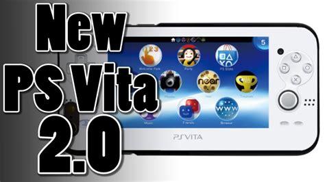 Top 5 Best New Ps Vita 2 Concepts