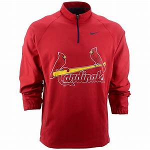 Nike St Louis Cardinals Hot Corner Jacket in Red for Men ...