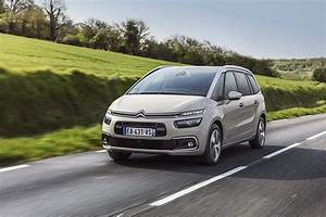 Review - 2017 Citroen C4 Grand Picasso
