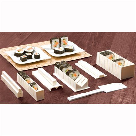 le plaisir des kit sushis sushi japonais livraison