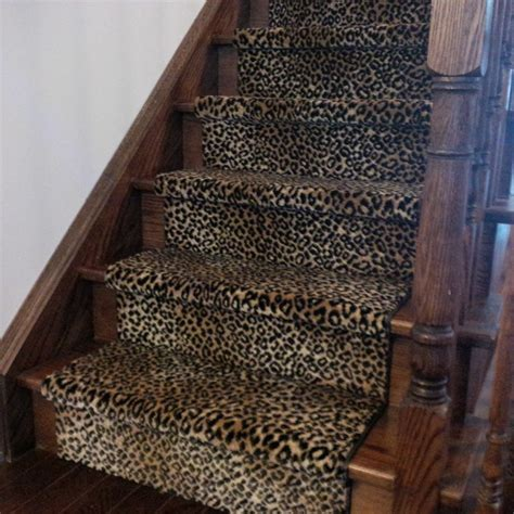 Leopard Print Stair Runner  Traditional  Staircase. Bedroom Pictures Ideas. Blue Bathroom. Vintage House Numbers. Girl Nursery Themes. Mirror Backsplash Tiles. Modern Room Divider. Perfume Storage. Pull Down Bed