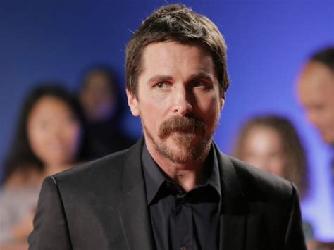 Christian Bale The World Watching Donald Trump Read