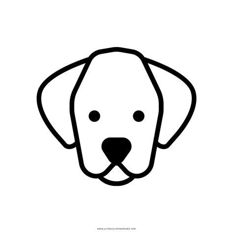 Hondenhoofd Kleurplaat by Cachorro Desenho Para Colorir Ultra Coloring Pages