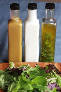 Make Your Own Salad Dressing - A Beautiful Mess