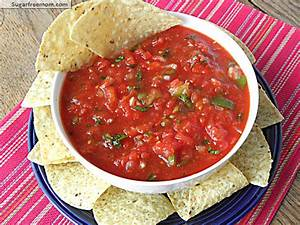 Restaurant Style Salsa Recipe Dishmaps