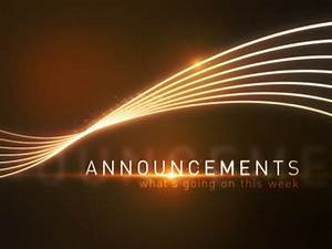 Colorful Lines Announcements | Igniter Media ...
