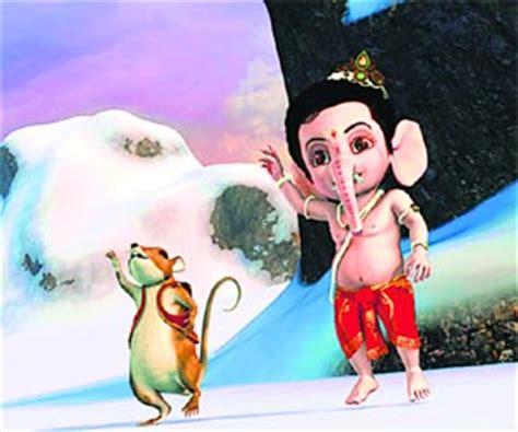 bal ganesh cartoon