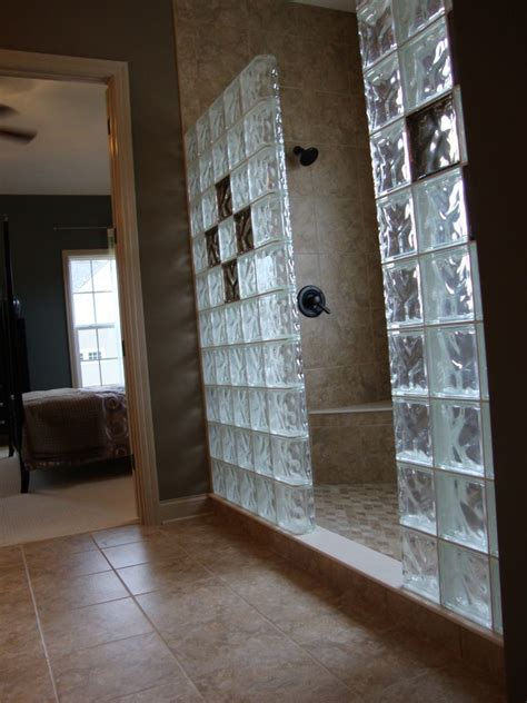 Glass Block Designs For Bathrooms by Popular Uses Of Glass Blocks In New Construction Windows