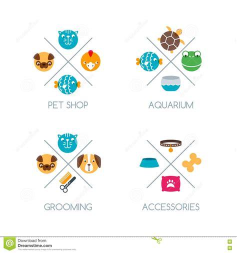 pet shop design royalty free illustration cartoondealer