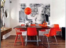 Wanddekoration Ideen mit Bildern und Familienfotos