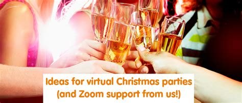 Save these zoom christmas party ideas for games to play with your family beyond a virtual classroom. Ideas for virtual Christmas parties (and Zoom support from us!) - Get Ahead VA