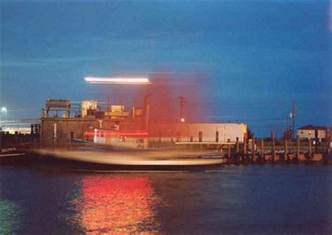 Boat Lights In Kemah by Kemah