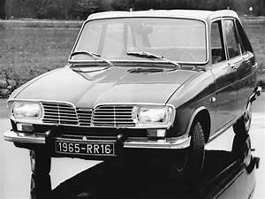Renault 16 Specs  U0026 Photos