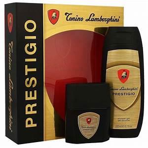 Tonino Lamborghini Prestigio : tonino lamborghini prestigio set edt 50 ml shower gel 200 ml ~ Jslefanu.com Haus und Dekorationen
