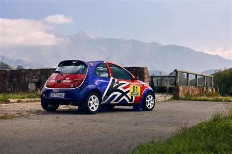 Ford Rally Car by Andylaviana Ford Ka Rally Car