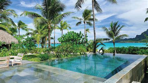 bora seasons four resort french polynesia hotel luxury tahiti resorts pool hotels villa paradise tropical destination week living stay
