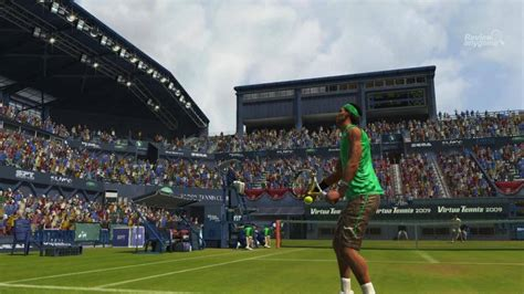 Virtua tennis 4 is also available for the nintendo wii and. Virtua Tennis 2009 - Xbox 360   Review Any Game
