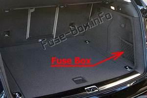 Fuse Box Diagram  U0026gt  Audi Q5  8r  2009