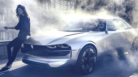 Peugeot Electric Car by Peugeot Electric Self Driving Car Commercial World