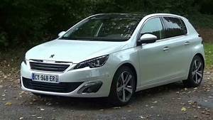 Essai Vid U00e9o Peugeot 308 1 6 Thp 155  2013
