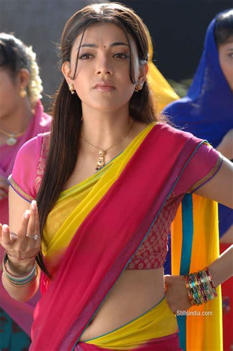 Kajal Agarwal Beautiful Pictures Kajal Agarwal Navel Half