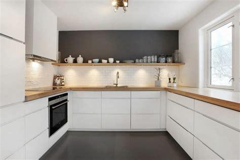 meuble de cuisine blanc quelle couleur pour les murs comment repeindre une cuisine idées en photos
