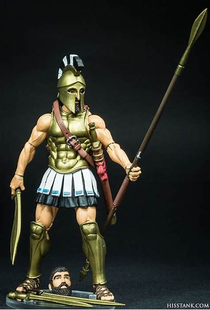 Action Figures Boss Fight Hacks Vitruvian Figure