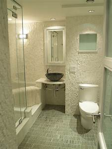 How to make a small bathroom look bigger tips and ideas for How to make my bathroom look bigger