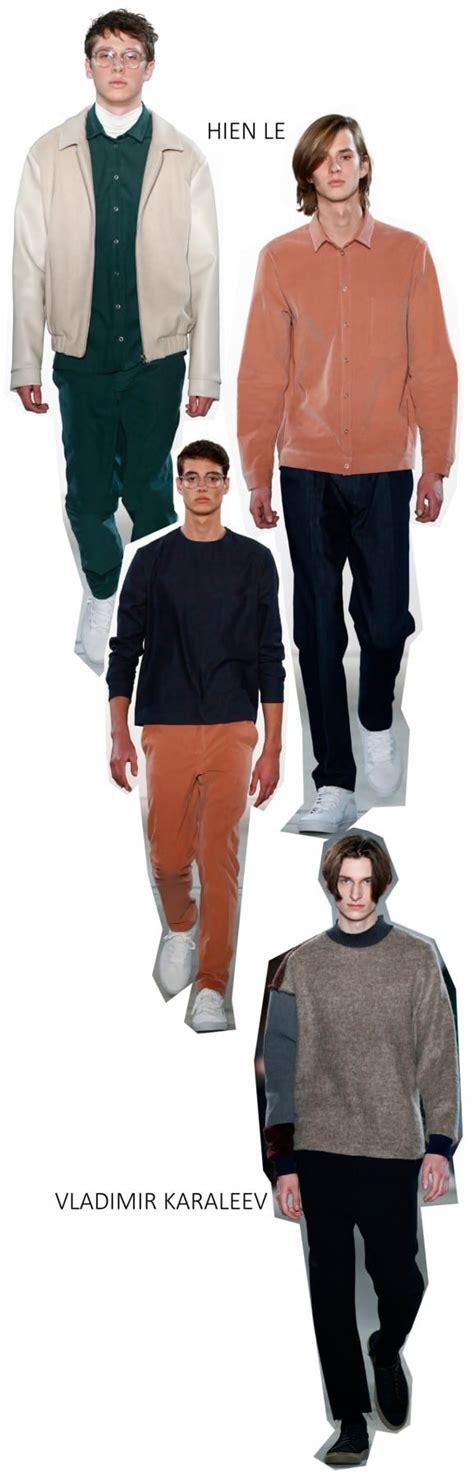 trends 2017 männer aktuelle modetrends 2017 aktuelle modetrends und m nnermode auf der londoner aktuelle