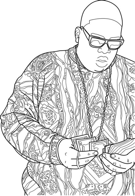 Battlefield Kleurplaat by The Notorious B I G Coloring Pages
