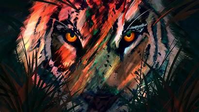 Abstract Lion Dark Wallpapers Soul Animals Deviantart