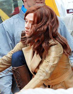 Black Widow Civil War Really Love Her New Hair