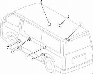 Toyota Hiace Fuse Box Diagram  2013