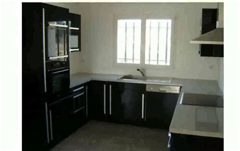 cuisine noir et grise cuisine cuisine henrodacar cuisine noir blanc