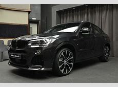 Finally, a DecentLooking BMW X4!