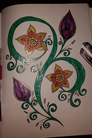 calm coloring book  arcturus publishing