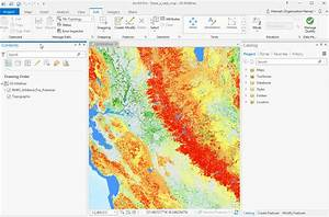 Arcgis Pro Tips  Customize Without A Line Of Code