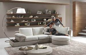 Renovating small living room with modern furniture for Modern decoration living room ideas