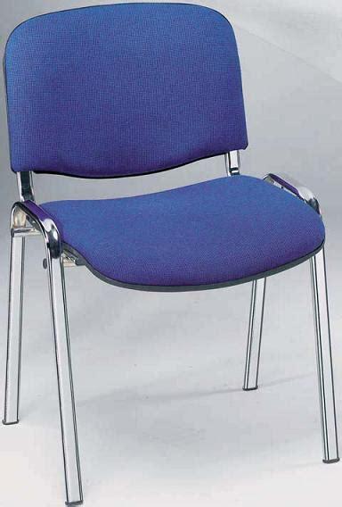 chaise bureau ik饌 chaise quot lecce tissu quot