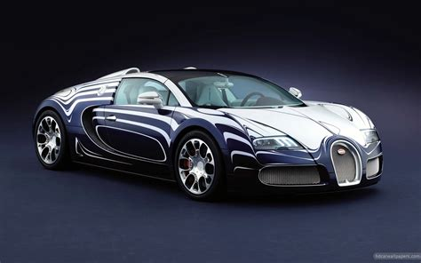 2011 Bugatti Veyron Grand Sport Wallpaper