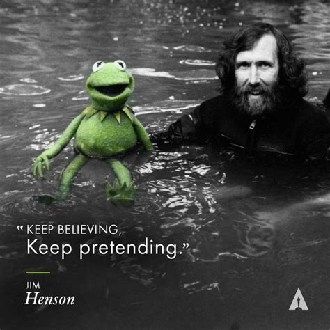 kermit jim henson piggy miss leather quotes frog muppets leadership