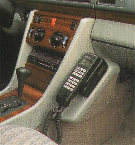 mercedes  autotelefon