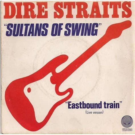 Dire Straits Sultan Of Swing by Sultans Of Swing Eastbound By Dire Straits Sp
